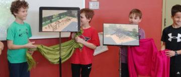Dévoilement des maquettes du parc école novateur de l'École Saint-Charles de Drummondville