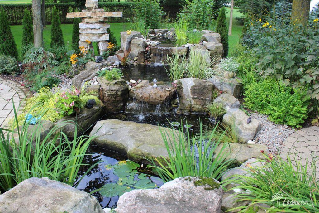 Bassins d\'eau - Innovations Paysagées Ladouceur | Drummondville